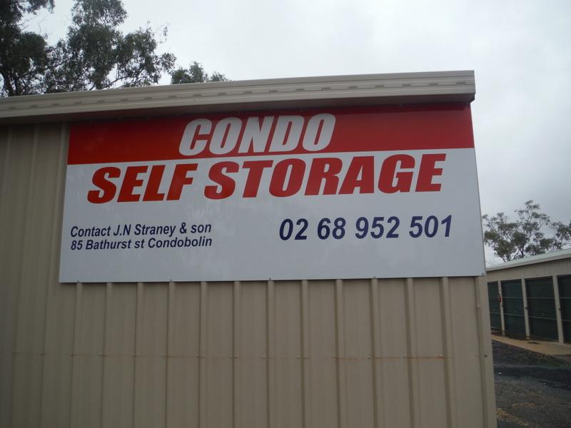 Condo Self-Storage Units